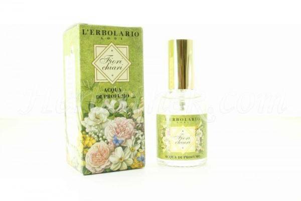 ERBOLARIO Helle Blüten Eau de Parfum Fiori chiari
