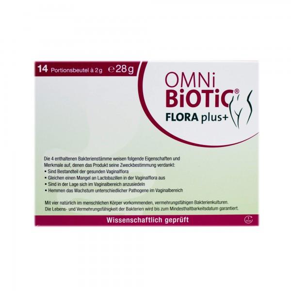 Omni Biotic Flora plus+