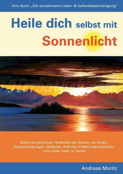 Buch: Heile dich selbst mit Sonnenlicht- A.Moritz