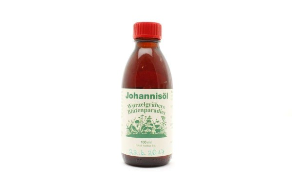 Johannisöl, kontrolliert biologisch