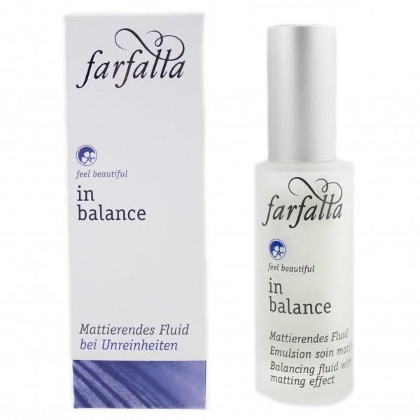 In Balance, Mattierendes Fluid, 30 ml