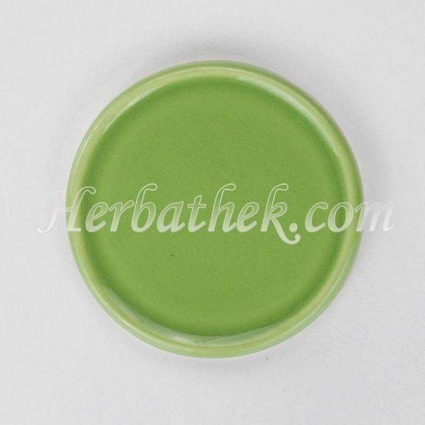 Untersetzer für Duftkeramik, hellgrün