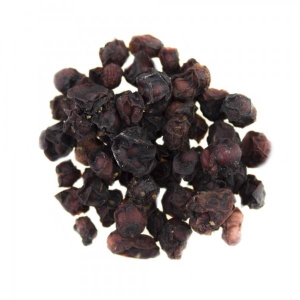 Schisandrabeeren, Schizandrafrüchte, konventionell