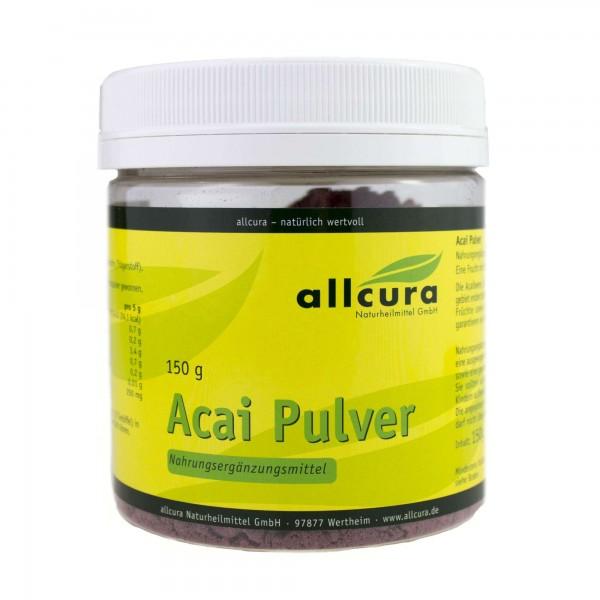 Acai Pulver