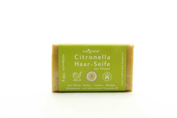 Citronella Haar-Seife