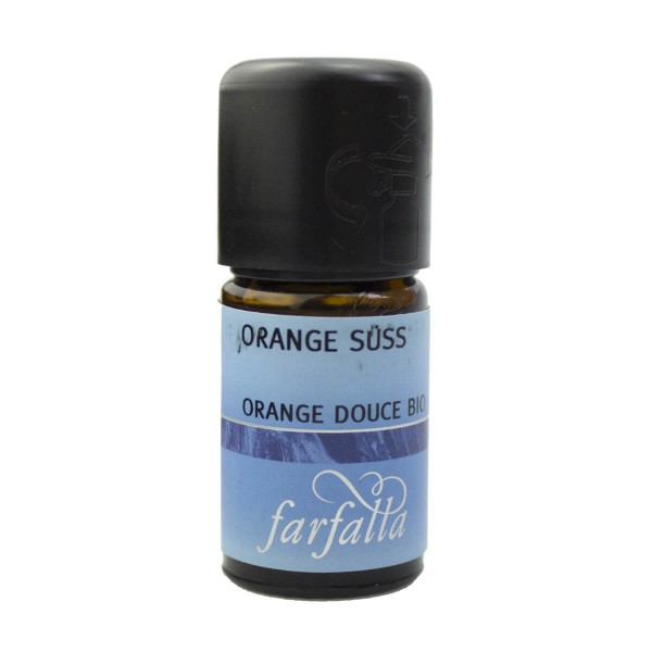 Orange, süss, bio, 10 ml