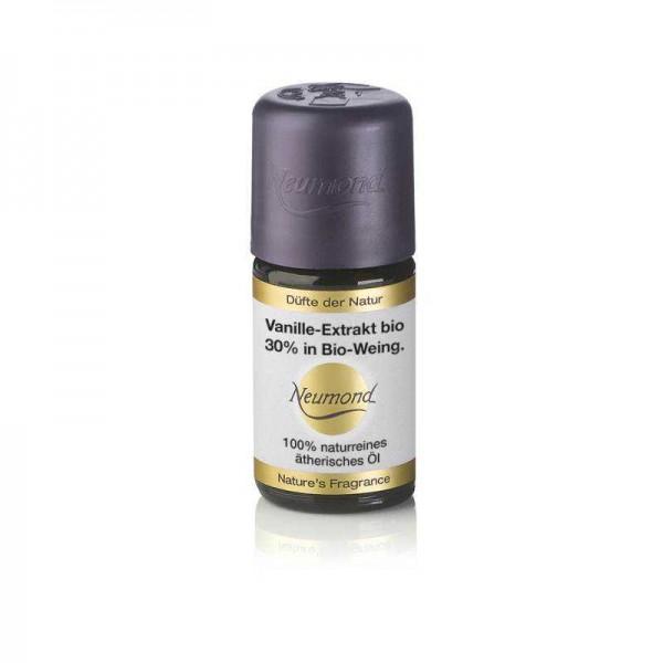 Vanille-Extrakt Bio, 5ml