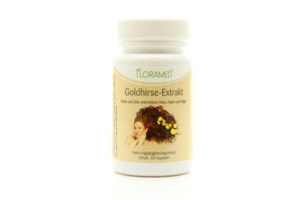 Goldhirse Extrakt
