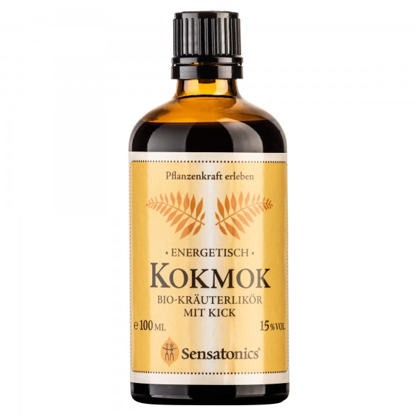 Kokmok, Bio-Likör