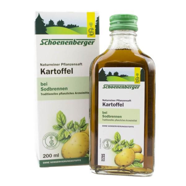 Kartoffel Pflanzensaft / Kartoffelsaft