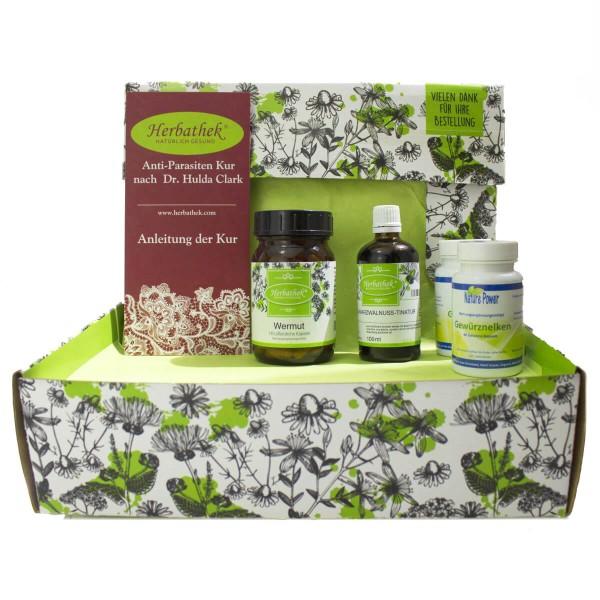 Dr. Hulda Clark Antiparasiten-Box