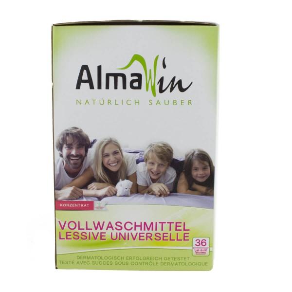 AlmaWin Vollwaschmittel - Lavendel