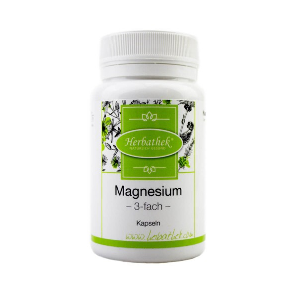 Magnesium 3-fach