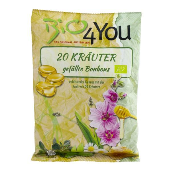 20 Kräuter-Bonbons