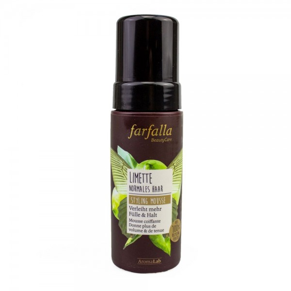 Limette Styling Mousse