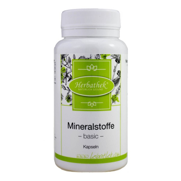 Mineralstoffe -basic-