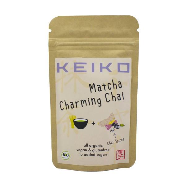 Matcha Charming Chai, 30g, BIO
