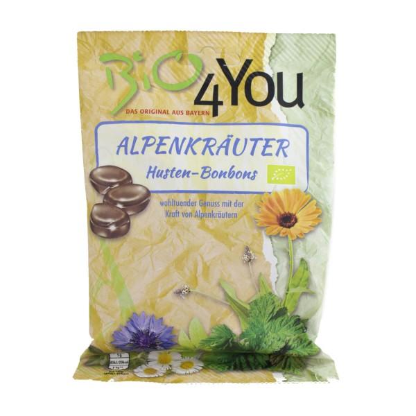 Alpenkräuter Husten-Bonbons