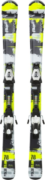 TECNOPRO Kinder All-Mountainski Set Pulse Team 70 ET + ETC45/ETL75