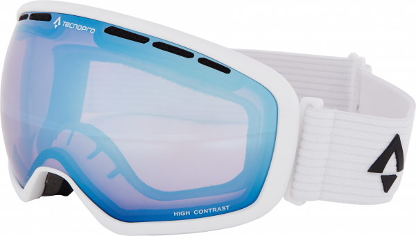 TECNOPRO Herren Ski-Brille Ten-Nine High-Contrast RE