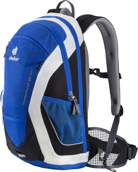 DEUTER Rucksack Bike-RS Compound 18 EXP