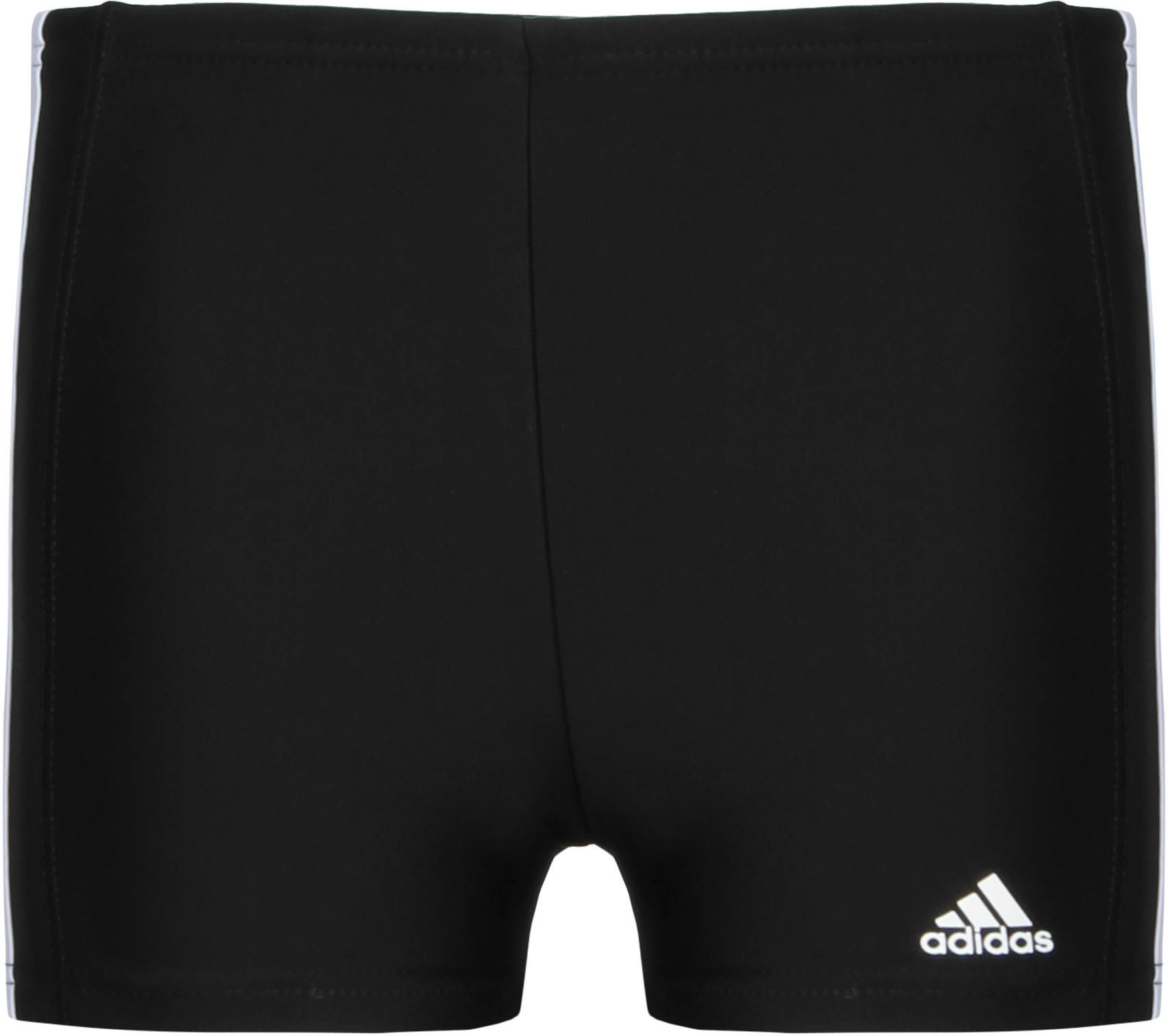 adidas Jungen Infinitex Essence Core 3 Stripes Badehose