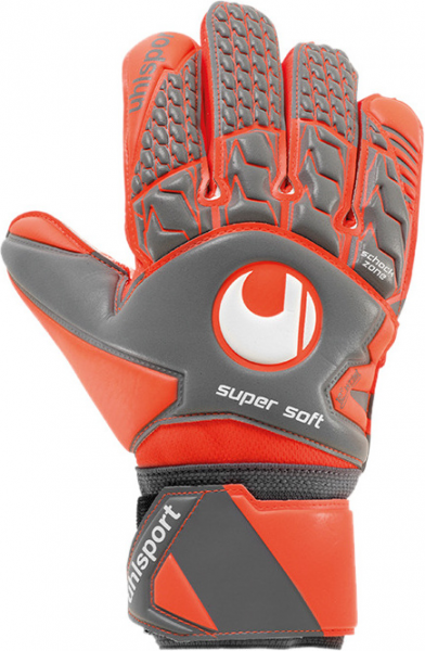 UHLSPORT Equipment - Torwarthandschuhe Tensiongreen Supersoft TW-Handschuh