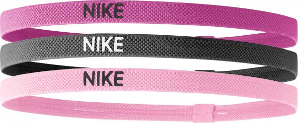 NIKE Haarband Elastic (3 Pack)