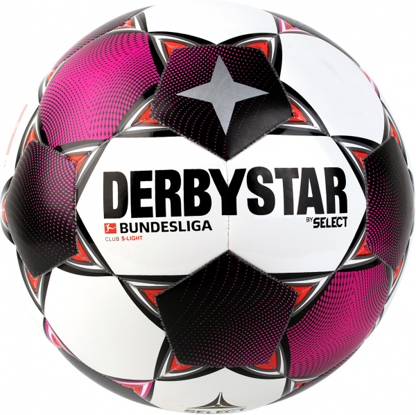 DERBYSTAR Equipment - Fußbälle Bundesliga Club S-Light 290 Gramm Trainingsball