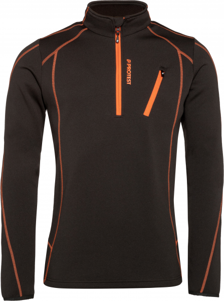 PROTEST HUMANY 1/4 Zip Top