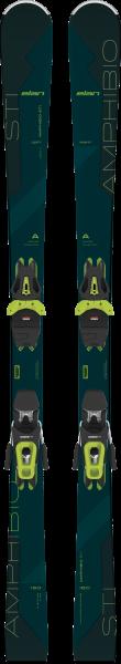 ELAN Herren All-Mountain Ski AMPHIBIO STI PS EL 10.0 GW