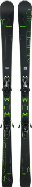 ELAN Herren All-Mountain Ski Amphibio 13 C Power Shift ELX 11.0 GW