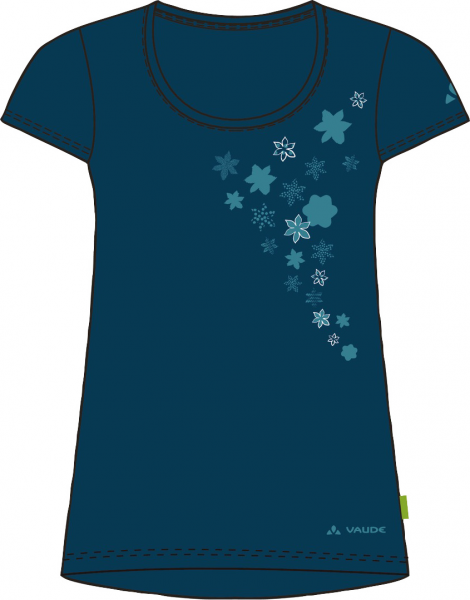 VAUDE Damen Skomer Print T-Shirt