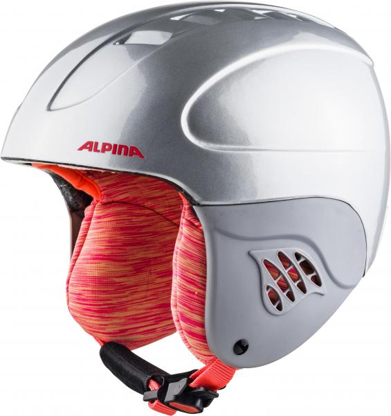 ALPINA Kinder Ski- und Snowboardhelm Carat