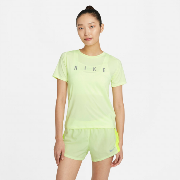 """NIKE Damen T-Shirt """"Miler Run Division"""""""
