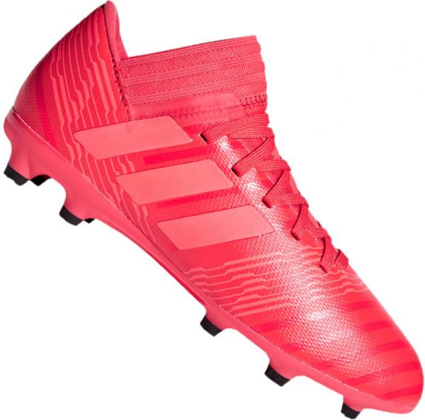 ADIDAS Fußball - Schuhe Kinder - Nocken NEMEZIZ Messi 17.3 FG J Kids