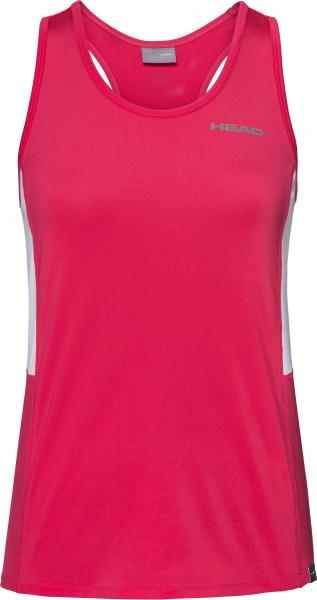 HEAD Damen T-Shirt CLUB Tank Top W