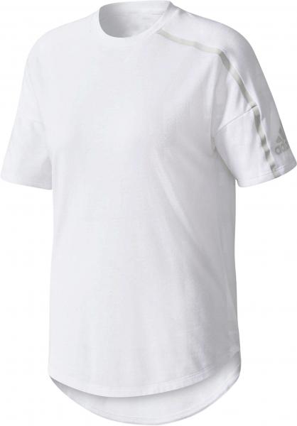 ADIDAS Damen Trainingsshirt ZNE Tee 2 Wool