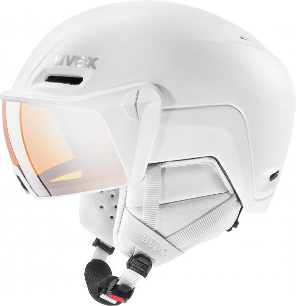 Uvex Skihelm hlmt 700 visor strato mat 55-59