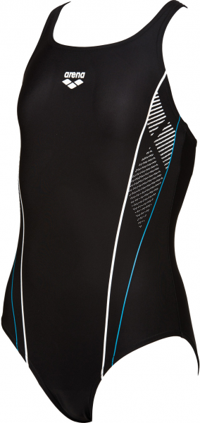 ARENA Mädchen Sport Badeanzug Skid