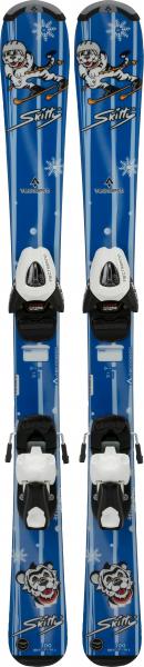 TECNOPRO Kinder All-Mountain Ski-Set Skitty
