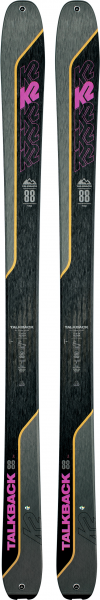 K2 Tourenski TALKBACK 88