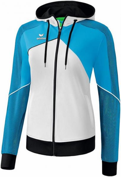 ERIMA Fußball - Teamsport Textil - Jacken Premium One 2.0 Kapuzenjacke Damen Hell