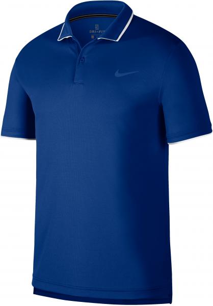 "NIKE Herren Tennis-Poloshirt ""Court Dri-FIT Team"" Kurzarm"