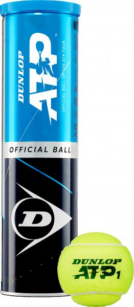 DUNLOP Tennisbälle ATP Official