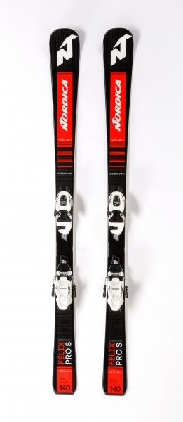 NORDICA Herren All-Mountain Ski DOBERMANN FELIX PROS+JR 7.0FDT