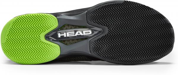HEAD Herren Tennis-Schuhe Sprint SF Clay Men BKGR