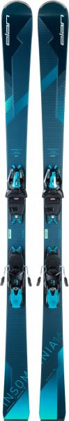 ELAN Damen All-Mountain Ski Insomnia 16 TI PS ELW 11.0 GW