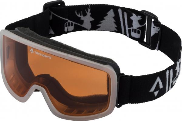 TECNOPRO Kinder Skibrille Mistral 2.0