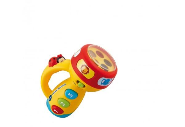 Vtech Baby 80-124004 - Fröhliche Taschenlampe